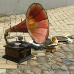 Gramofon technologicznie zaawansowany